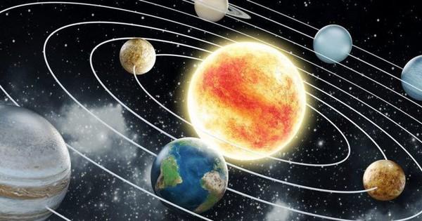 Hình ảnh Mặt Trời nhìn từ các hành tinh khác trong Thái Dương Hệ
