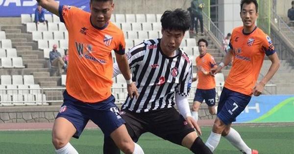 Lương 45 triệu/ tháng, cựu tuyển thủ U23 Việt Nam tiếp tục 'nổ súng' trên đất Hàn Quốc
