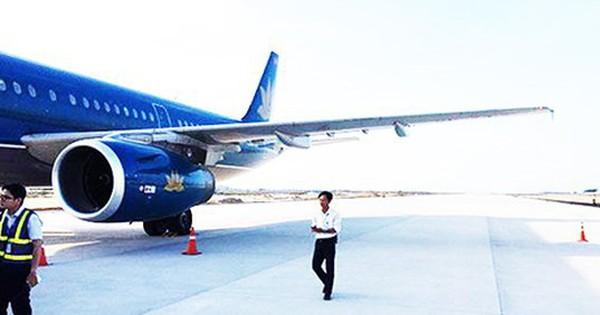 Phi công hạ cánh nhầm xuống đường băng ở Cam Ranh bị thu bằng lái 2 tháng