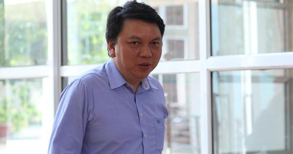 Lãnh đạo VFF từ chối nhắc đến chuyện ông Trần Mạnh Hùng từ chức