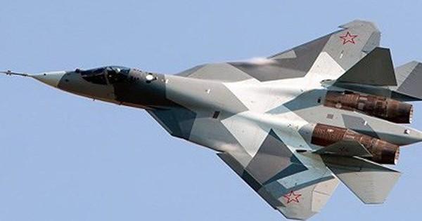 Báo Mỹ so sánh khả năng của tiêm kích F-15 Mỹ và Su-57 Nga