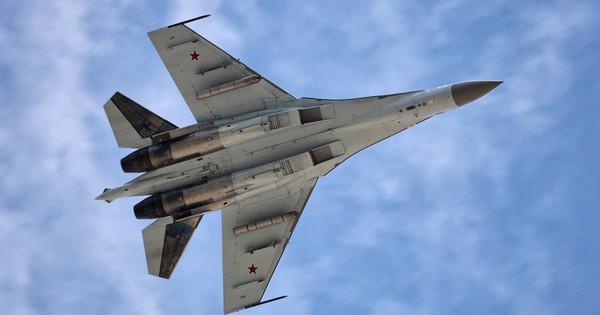 Nga sẽ chuyển thêm 10 máy bay chiến đấu Su-35 cho Trung Quốc