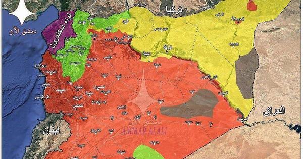 Hàng chục nghìn tay súng thánh chiến Syria đầu hàng lũ lượt rời khỏi Rastan
