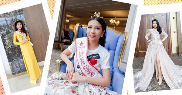 PHOTO STORY: Cô bé 13 tuổi cao 1m72 đăng quang Hoa hậu Hoàn vũ nhí thế giới 2018 là ai?