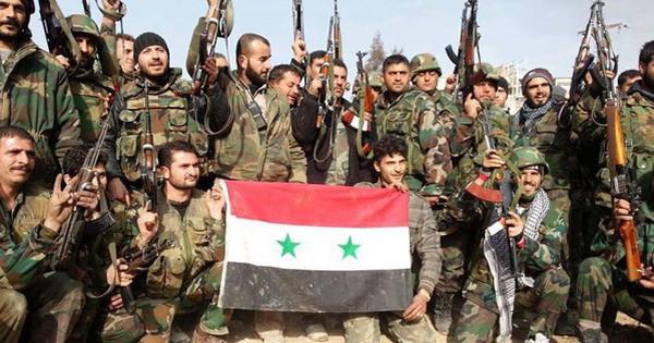 Quân đội Syria đánh lui đợt tấn công tên lửa vào căn cứ không quân