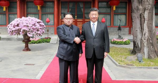 Thông báo bất thường của đường sắt TQ tiết lộ lịch trình của ông Kim Jong-un ngày mai?