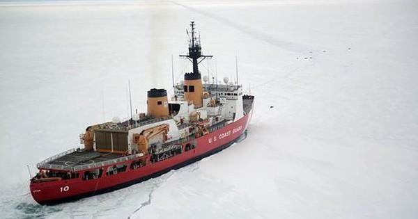 Mỹ sốt sắng khi nhà máy điện hạt nhân nổi của Nga tiến về Bắc Cực