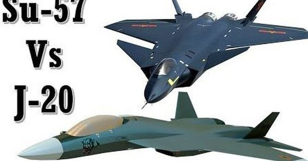 Điều gì tạo nên sự vượt trội của Su-57 Nga so với J-20 Trung Quốc?