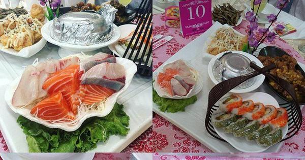 Mâm cỗ cưới đãi toàn hải sản cao cấp: Tôm hùm, bào ngư, cua hoàng đế Alaska, dân mạng tò mò bỏ phong bì bao nhiêu cho xứng
