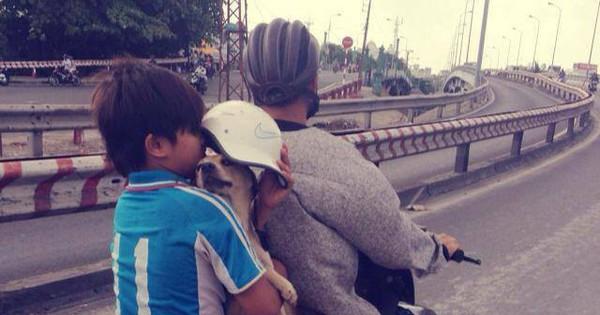 Hình ảnh cũ trên cầu Nhị Thiên Đường bỗng được chia sẻ lại gây xôn xao ngày cuối tuần