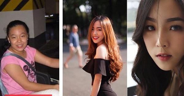Màn dậy thì xuất sắc và vô cùng nóng bỏng của cô nàng gốc Việt có hai dòng máu lai Hàn