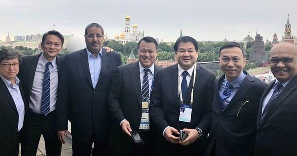 Đội tuyển Việt Nam nhận tin vui cho chiến dịch AF Cup 2018 và Asian Cup 2019