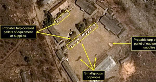 """Phát hiện """"choáng váng"""" về số lượng cơ sở hạt nhân của Triều Tiên"""