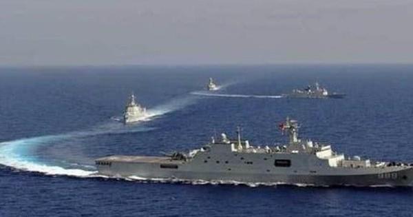 Trung Quốc ráo riết tăng cường tác chiến đổ bộ nhằm mục đích gì