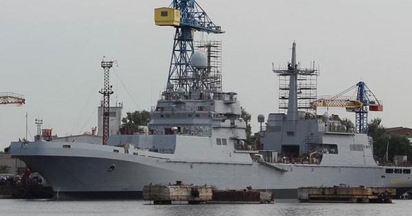Nga tăng cường năng lực tấn công đổ bộ cho hải quân