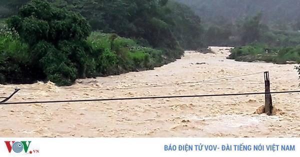 Thủ tướng Chính phủ chỉ đạo ứng phó, khắc phục hậu quả mưa lũ