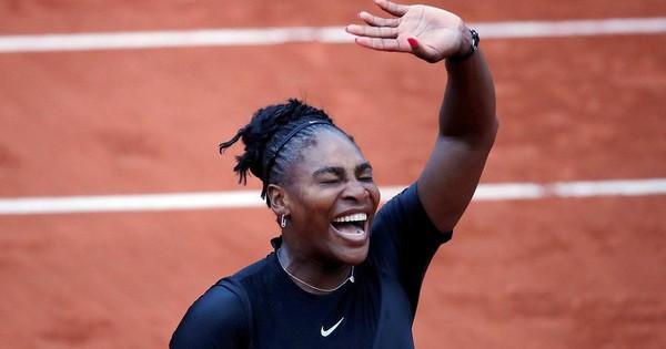 Sốc: Serena William bất ngờ chia tay Roland Garros