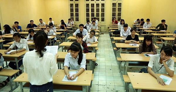 Bộ GDĐT vào cuộc vụ dấu hiệu bất thường về kết quả thi THPT quốc gia ở Hà Giang