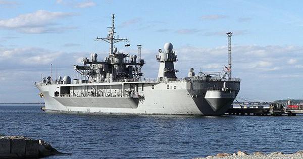Hải quân Mỹ rầm rập kéo đến Biển Đen, tập trận sát biên giới Nga