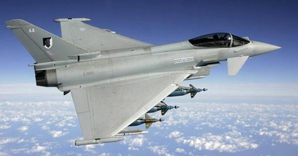 Anh sẽ chế tạo mẫu máy bay chiến đấu mới, thay thế máy bay Typhoon