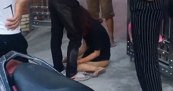 Bố mẹ chồng cùng con dâu đi đánh ghen ở Quảng Ninh: Cô gái bị đánh đập, lột đồ lên tiếng