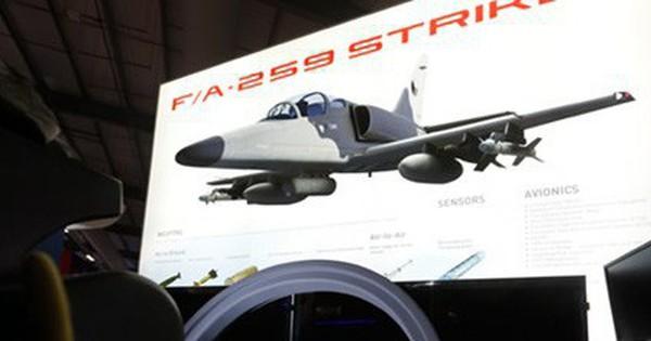 F/A-259 – Ứng viên máy bay cường kích mới cho Không quân Mỹ