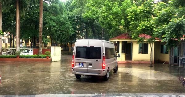 Đoàn công tác của Bộ đã họp kín với Sở GD&ĐT tỉnh Lạng Sơn trong sáng nay