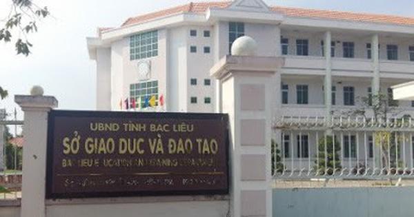 """Phó Giám đốc Sở GD&ĐT Bạc Liêu: """"Địa phương không có trường hợp nào giống Hà Giang"""""""