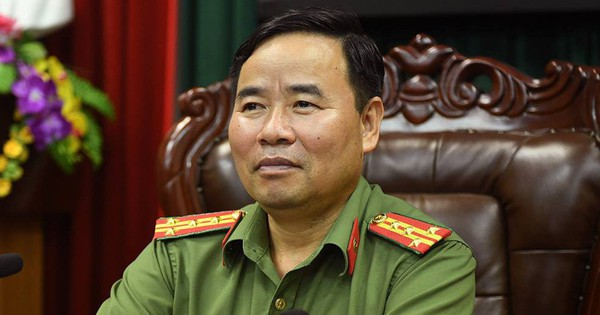 [TRỰC TIẾP] Công an Hà Giang họp báo vụ gian lận điểm thi: Bắt giam Vũ Trọng Lương