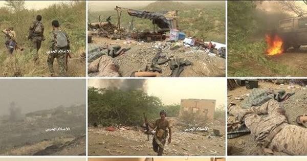 Chiến binh Houthi giáng đòn chí mạng, 10 lính Ả rập Xê út thiệt mạng