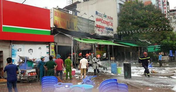 Xác định nguyên nhân vụ cháy quán bia khiến nữ nhân viên 14 tuổi tử vong