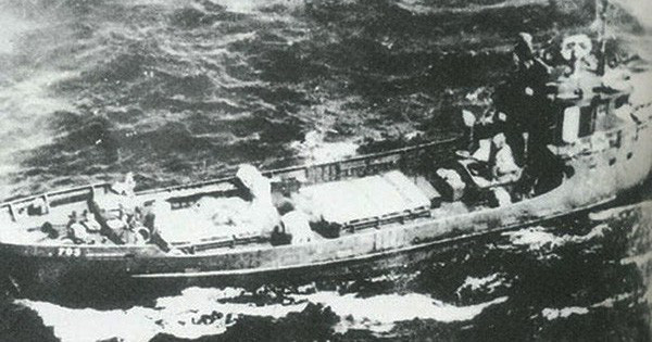 Chị Trâm và dòng lưu bút tặng người lính tàu không số