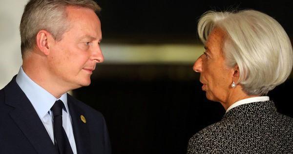 Bộ trưởng Tài chính Pháp tuyên bố sốc sau đề nghị của Mỹ