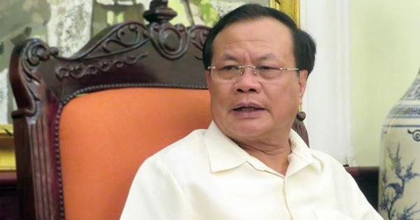 """Ông Phạm Quang Nghị: """"Tỉnh giấc là thấy áp lực giải quyết công việc"""""""