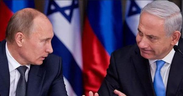 Bí mật giữa Nga và Israel về vấn đề Iran ở Syria