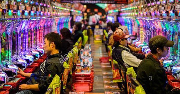 Máy điện tử Pachinko của Nhật Bản thu tiền nhiều gấp 30 lần casino tại Las Vegas