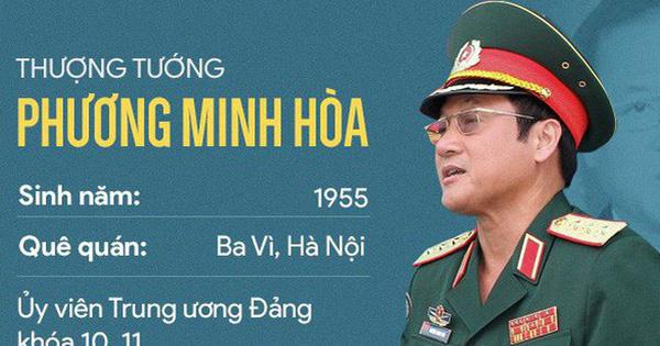 """Ban Bí thư kỷ luật cảnh cáo Thượng tướng Phương Minh Hòa vì """"vi phạm nghiêm trọng"""""""