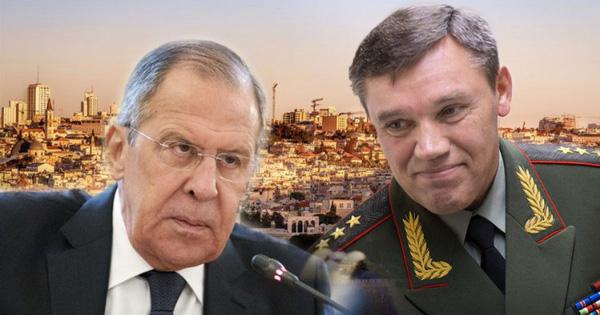 """Lần đầu tiên ông Putin cử """"tướng võ"""" đến Israel, Pháp, Đức"""
