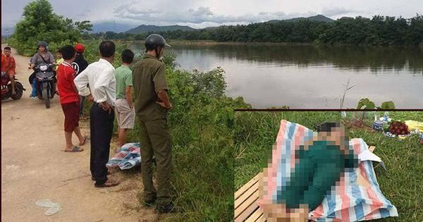 Thi thể người phụ nữ mặc quần áo dài trôi trên sông Ngàn Sâu