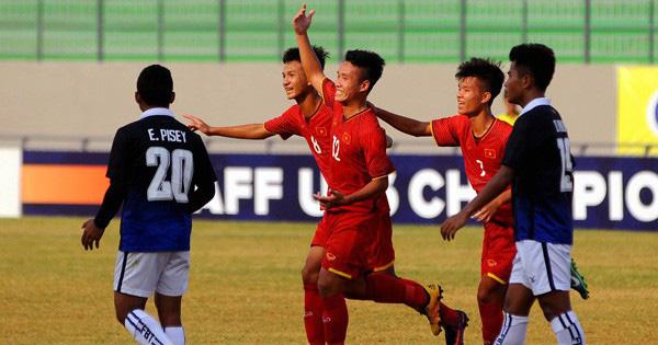 """Đè bẹp đối thủ, Việt Nam """"tuyên chiến"""" chủ nhà Indonesia tại giải Đông Nam Á"""