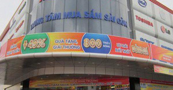 Điện máy Nguyễn Kim bị phạt và truy thu gần 150 tỉ đồng