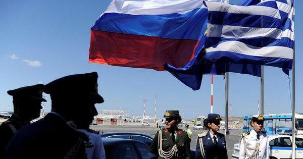 Căng thẳng ngoại giao, Hy Lạp triệu hồi đại sứ tại Nga về nước