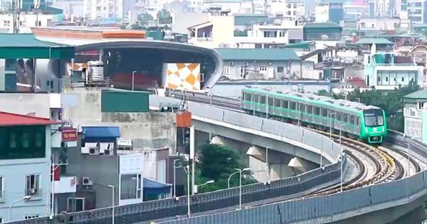 Gần 700 người quản lý, vận hành, khai thác đường sắt đô thị Cát Linh-Hà Đông