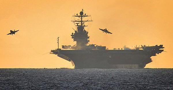 """NI: Hải quân Mỹ chuẩn bị """"trận chiến"""" với Nga ở Bắc Đại Tây Dương?"""