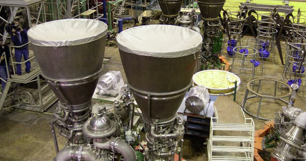 Mỹ nỗ lực để giảm phụ thuộc vào động cơ tên lửa RD-180 của Nga