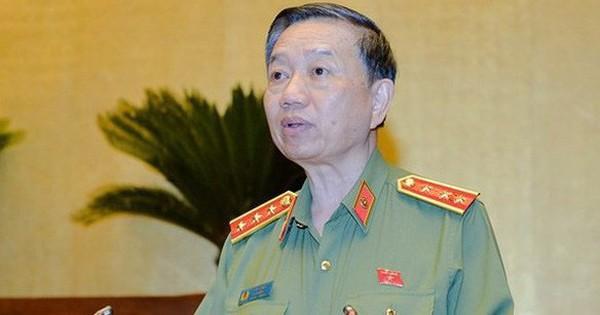 Bộ trưởng Tô Lâm: Có dấu hiệu cho thấy cán bộ công an tham gia vụ can thiệp điểm thi