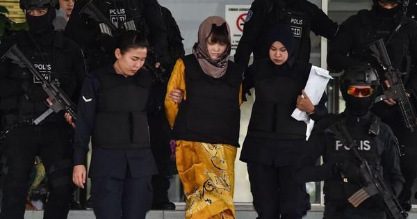 Đoàn Thị Hương mới chỉ được gặp gia đình 1 lần từ sau khi bị bắt
