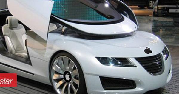 Apple sắp sản xuất xe hơi, đây là thời điểm nó có thể được ra mắt