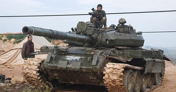 Quân xung kích Syria rầm rập kéo về chiến trường Hama kết liễu thánh chiến