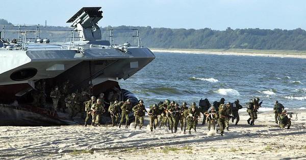 Hải quân đánh bộ Nga